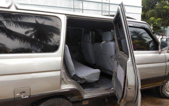 Selling Brightsilver Toyota Tamaraw 1996 in Ipil-2