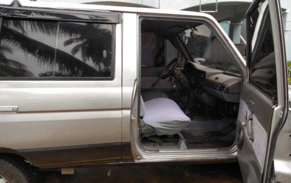 Selling Brightsilver Toyota Tamaraw 1996 in Ipil-3