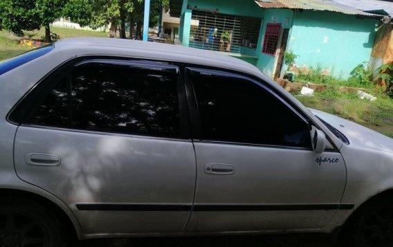 White Toyota Corolla 1999 for sale in Pinamungajan-2