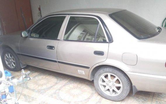 Brightsilver Toyota Corolla 1997 for sale in San Pedro