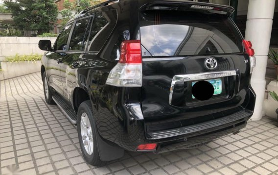 Selling Black Toyota Land Cruiser 2013 in Quezon-2