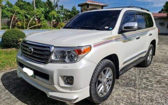 Toyota Land Cruiser Land Cruiser 200 4x4 Auto 2013-1