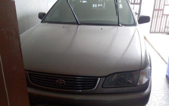 Brightsilver Toyota Corolla 1997 for sale in San Pedro-1