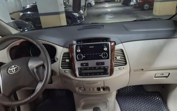 Selling Pearlwhite Toyota Innova 2016 in Mandaluyong-1