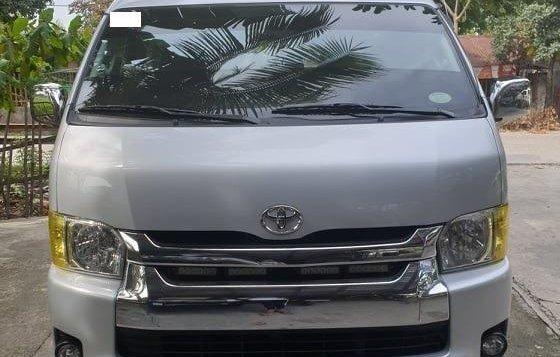 White Toyota Grandia 2017 for sale in Cebu-2