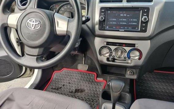 Toyota Wigo 2017-8