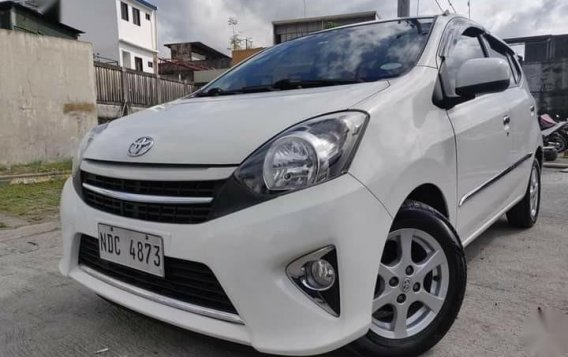 Toyota Wigo 2017-1