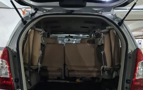 Brightsilver Toyota Innova 2016 for sale in Mandaluyong-7
