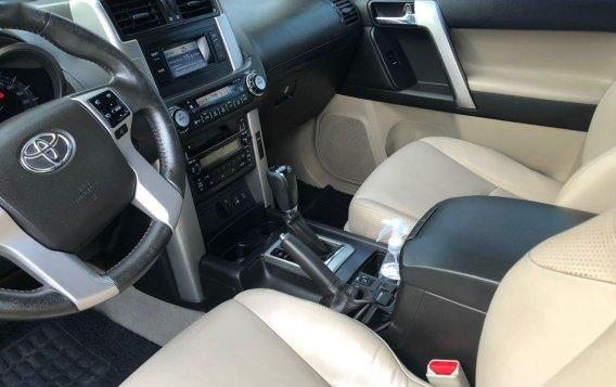 Toyota Land Cruiser Prado 4.0 VX Auto 2013-5