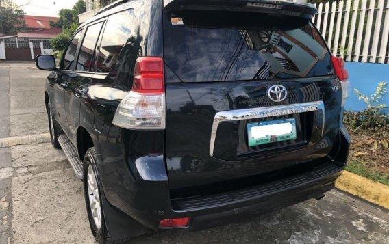 Toyota Land Cruiser Prado 4.0 VX Auto 2013-2