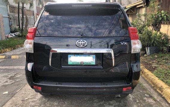 Toyota Land Cruiser Prado 4.0 VX Auto 2013-1