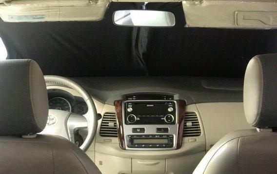 Grayblack Toyota Innova 2016 for sale in Las Piñas-8