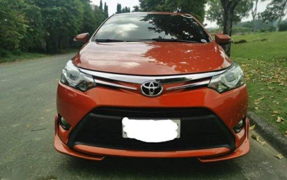 Toyota Vios 1.5 G Sports (A) 2016