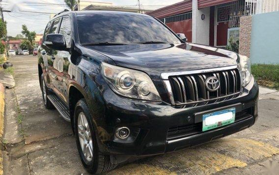 Toyota Land Cruiser Prado 4.0 VX Auto 2013