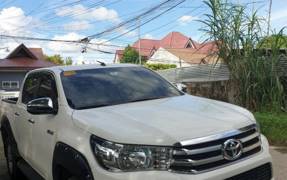 Toyota Hilux G AT 2019 Model Auto-5