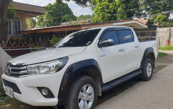 Toyota Hilux G AT 2019 Model Auto-1