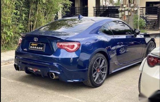Blue Toyota 86 2014 for sale in Makati-4
