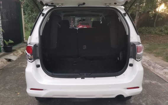 White Toyota Fortuner 2015 for sale in Caloocan-6
