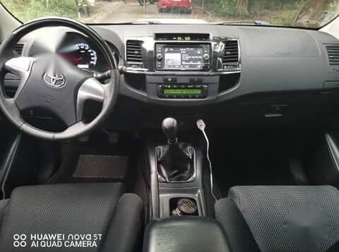 White Toyota Fortuner 2015 for sale in Caloocan-5