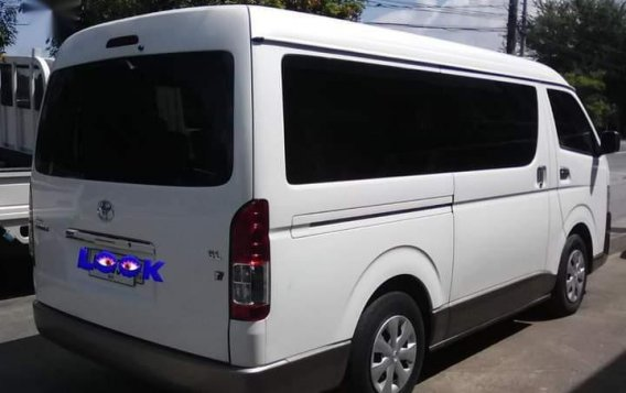 White Toyota Grandia 2015 for sale in Bulakan-2