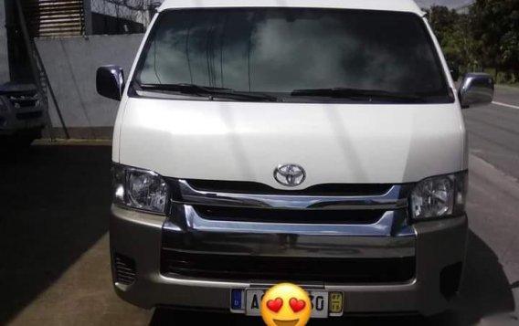 White Toyota Grandia 2015 for sale in Bulakan
