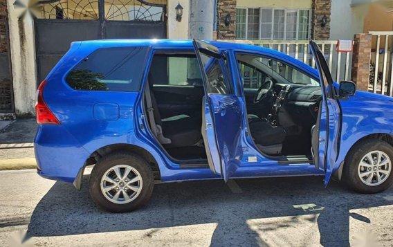 Selling Blue Toyota Avanza 2019 in Muntinlupa-7