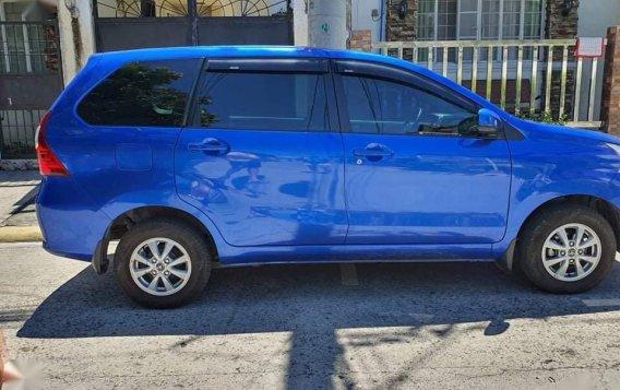 Selling Blue Toyota Avanza 2019 in Muntinlupa-6