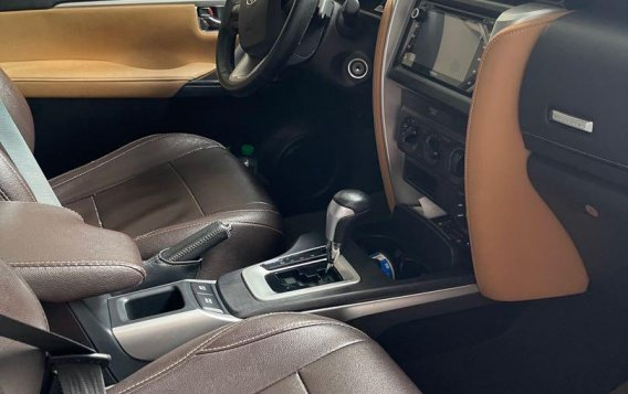 Silver Toyota Fortuner 2017 for sale in Quezon-4