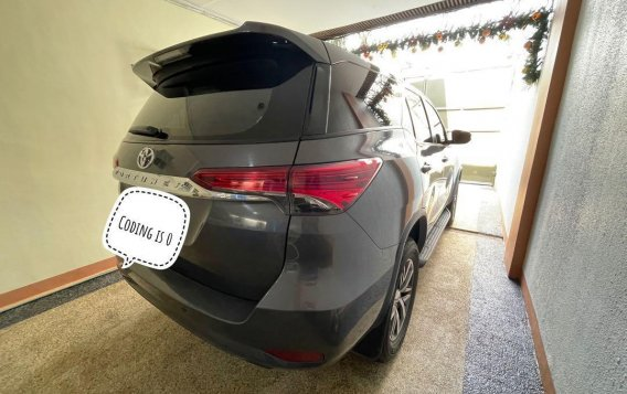Silver Toyota Fortuner 2017 for sale in Quezon-3