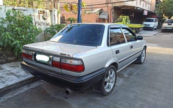 Brightsilver Toyota Corolla 1990 for sale in Makati-3