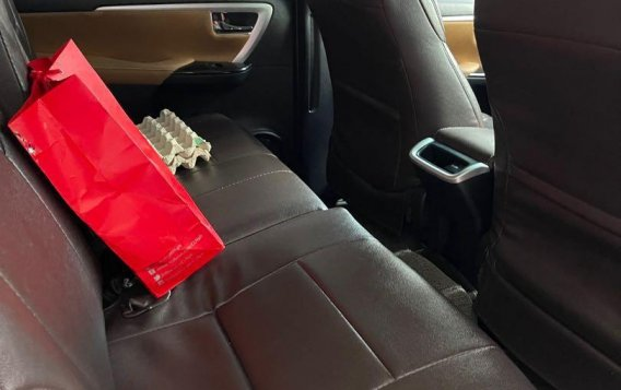 Silver Toyota Fortuner 2017 for sale in Quezon-5