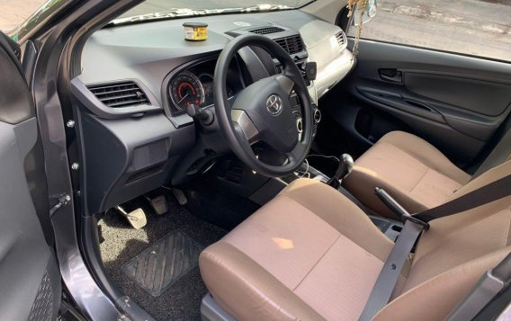 Silver Toyota Avanza 2018 for sale in Parañaque-6