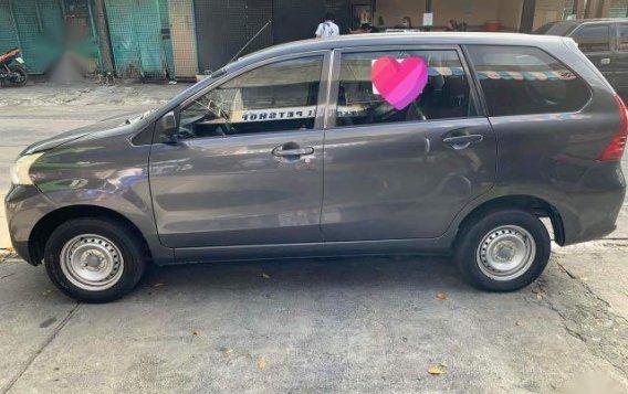 Silver Toyota Avanza 2018 for sale in Parañaque-3