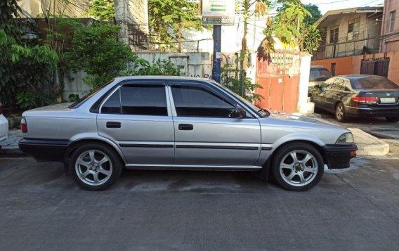 Brightsilver Toyota Corolla 1990 for sale in Makati-1
