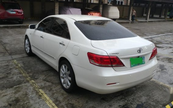 Selling White Toyota Camry 2010 in Bacolod-1