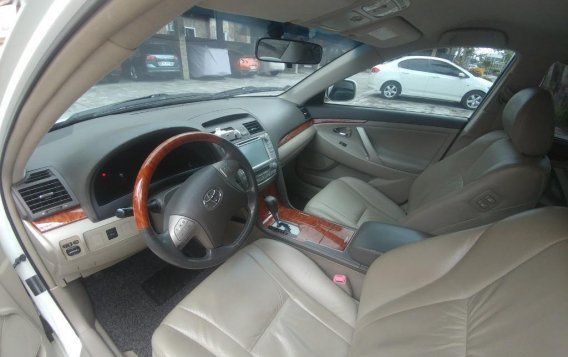 Selling White Toyota Camry 2010 in Bacolod-4