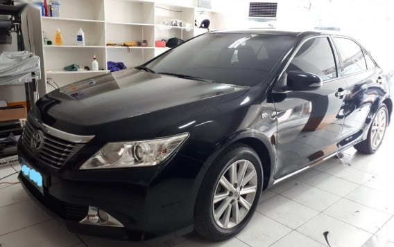 Black Toyota Camry 2013 for sale in Pasig