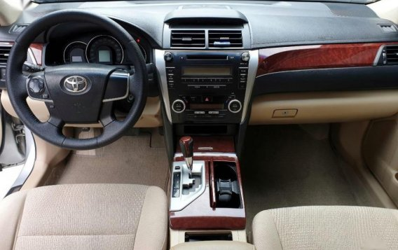 Black Toyota Camry 2013 for sale in Pasig-4