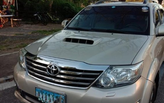 Toyota Fortuner 2.7 (A) 2016