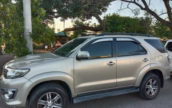 Toyota Fortuner 2.7 (A) 2016-2