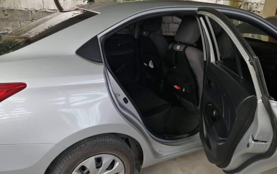 Silver Toyota Vios 2016 for sale in Manila-4