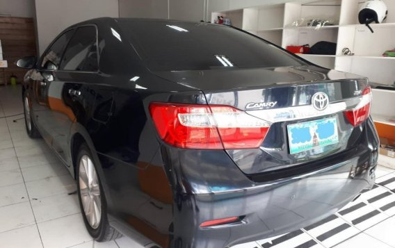 Black Toyota Camry 2013 for sale in Pasig-2