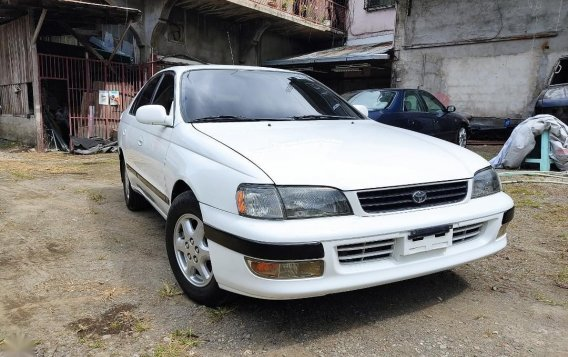 White Toyota Corona 1996 for sale in Candelaria