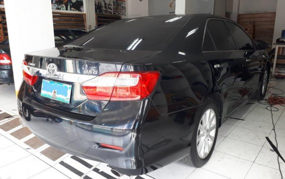 Black Toyota Camry 2013 for sale in Pasig-1