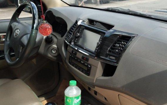 Toyota Fortuner Diesel Auto 2013-2