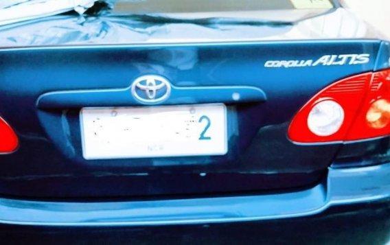 Toyota Corolla Altis 1.6 Manual 2002-5
