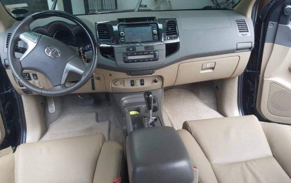 Toyota Fortuner G Auto 2013-6