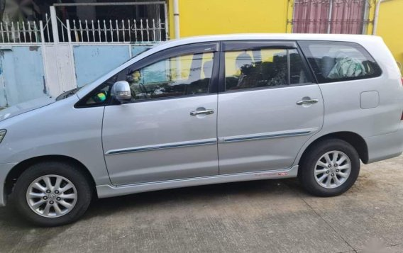 Selling Silver Toyota Innova 2016 in Quezon-1