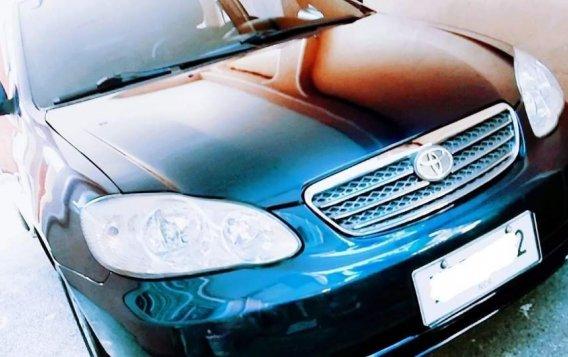 Toyota Corolla Altis 1.6 Manual 2002-1