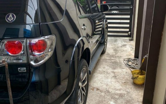 Toyota Fortuner 2.7 7 Seater (A) 2012-3